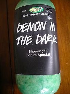 demoninthedarkshowergel
