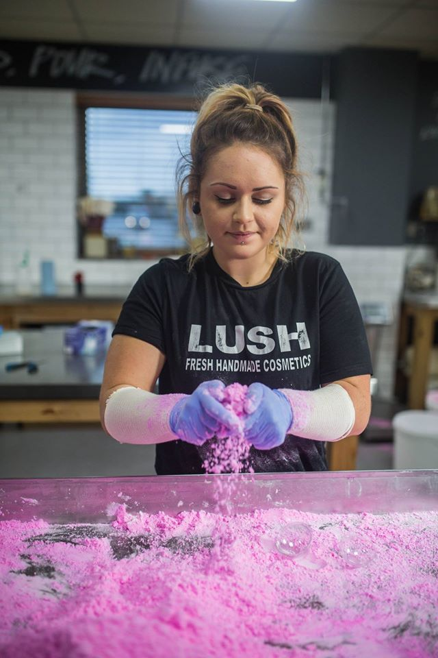 Lush Kitchen – List of all Lush Kitchen weeks items | Lush ...