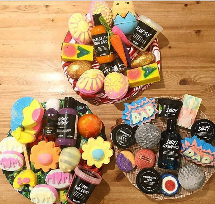 Lush summit 2017 lush encyclopedia international lastly the lush kitchen mail order website at lushkitchen are offering some not all of these products this week and next week so keep an eye out negle Image collections