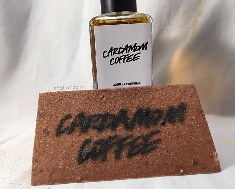 Lush Naked packaging, New naked skincare products?