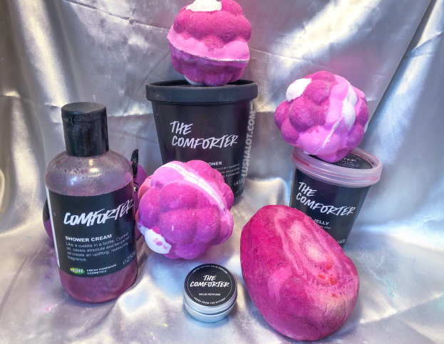 Exclusives Lush Encyclopedia Blog