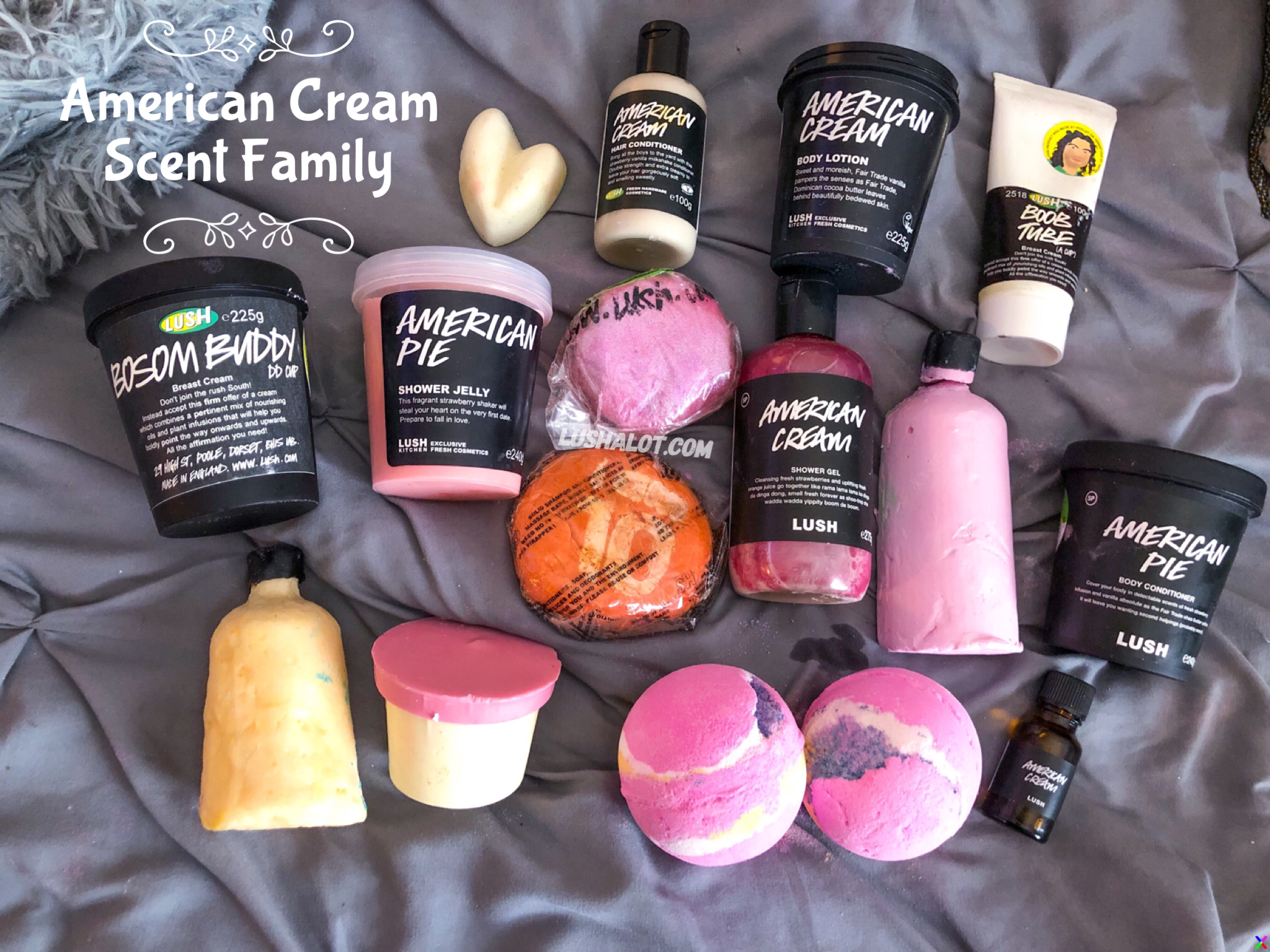 American Pie body conditioner | Lush Encyclopedia Blog