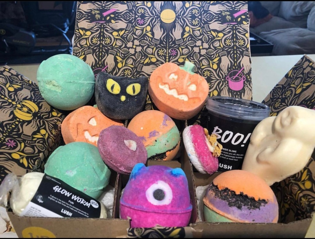 2020 Halloween Spoilers Lush Halloween 2020 | Lush Encyclopedia Blog